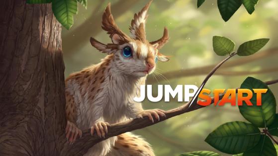 Nouveau thème exclusif dévoilé par MGG pour MTGA Jumpstart: Historic Horizons : Écureuil (Squirrel)