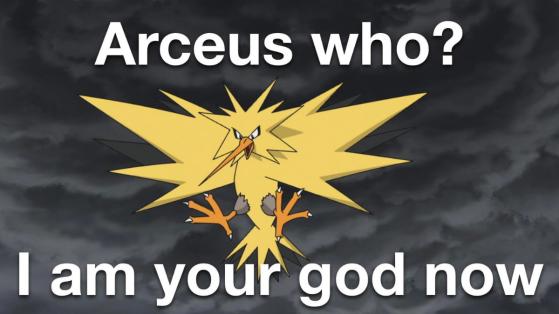 Les meilleurs memes sur Pokémon Unite