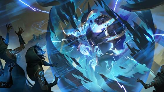 Le patch 2.15.0 de Legends of Runeterra rajoute des champions au labo Fléau des mers