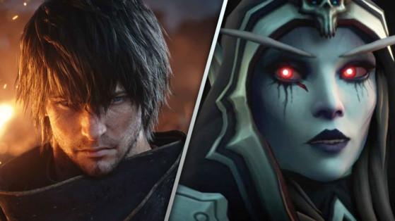 World of Warcraft et Final Fantasy XIV se livrent une bataille d'audience sur Twitch