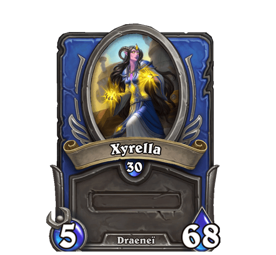 Xyrella - Hearthstone
