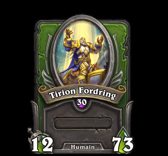 Tirion Fordring - Hearthstone