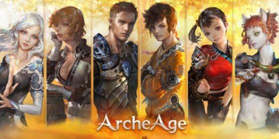 ArcheAge édité par Trion Worlds