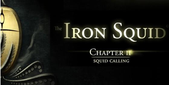Review Iron Squid 2
