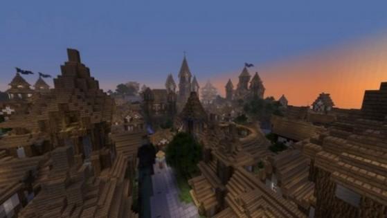 Kargeth, une cité médiévale