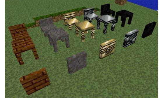 Furniture Mod - Millenium