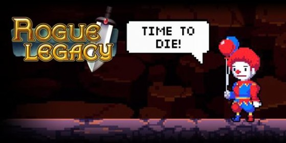 Rogue Legacy - Test
