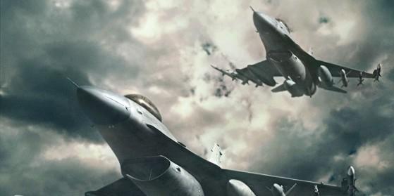 Ace combat infinity annoncé sur PS3