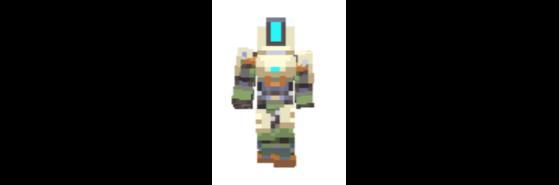 Version en jeu de Bastion - Minecraft