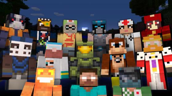 Comment changer son skin Minecraft