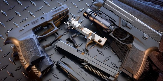 Ghosts : Armes, Pistolets, Guns, Liste
