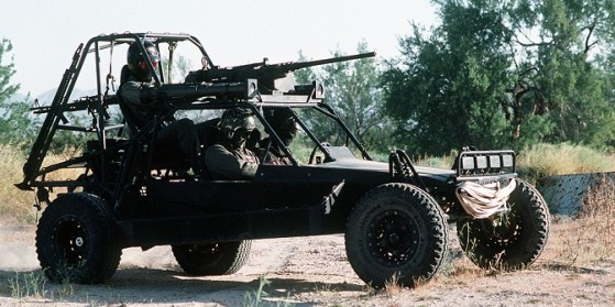 BF4 : Véhicules légers, jeep, quad