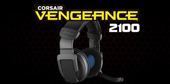 Test Corsair Vengeance 2100