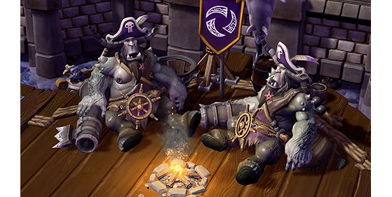 Géants - Heroes of the Storm