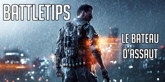 Battlefield 4 : le bateau d'assaut