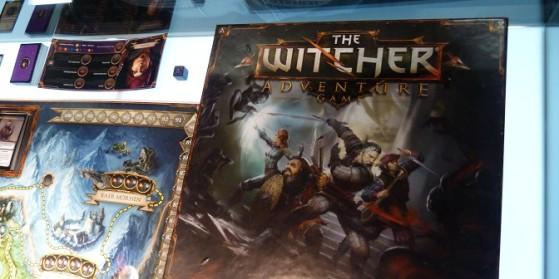 The Witcher : Le jeu de plateau