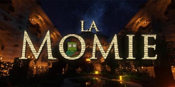 Minecraft contrat la Momie épisode 3