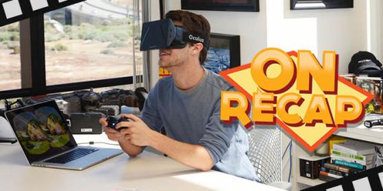 On récap n°4 : L'Oculus rift