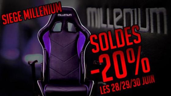 Siège Millenium