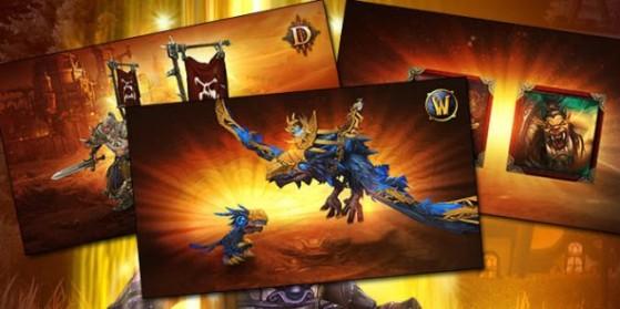 Précommande de Warlords of Draenor