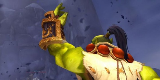 Classes Warlords of Draenor