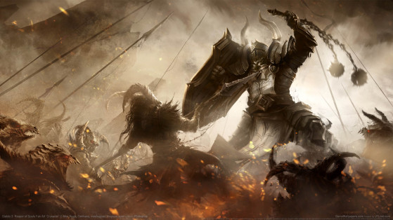 Diablo 3 : Build Croisé Bombardement, héritage des cauchemars, hors-set