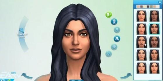 Gamescom : Sims 4 - Créer un Sim