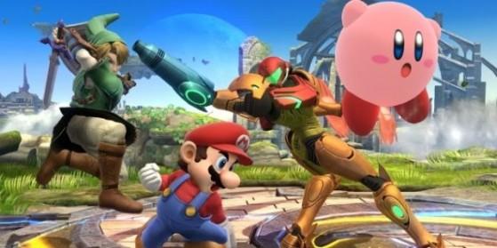 Smash Bros 3DS : 3DS Edition limitée