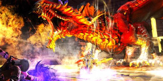 Bestiaire : les Dragons rouges