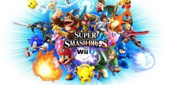 Le pack Wii U + Smash Bros disponible