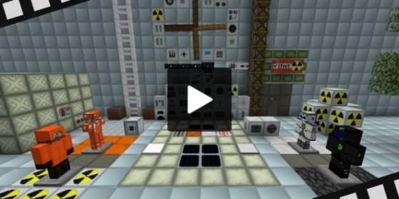 Application Mods #3 - IndustrialCraft 2