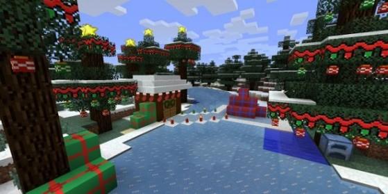 Minecraft à la mod #11 : Wintercraft