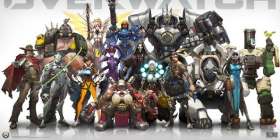 Blizzard pourrait renommer Overwatch