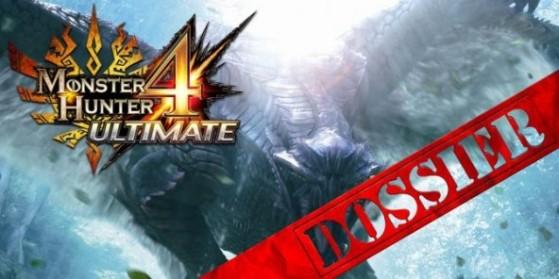 Monster Hunter 4 Ultimate, 3DS, New 3DS