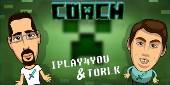 iplay4you coach Torlk sur Minecraft