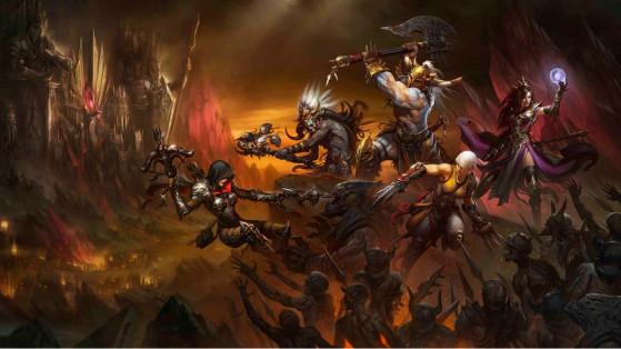 Diablo 3 : Guide Leveling 1-70 Saisonnier, xp, niveaux rapides
