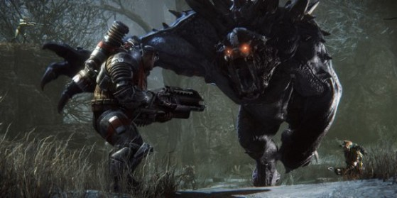 Evolve, PC, PS4, Xbox One