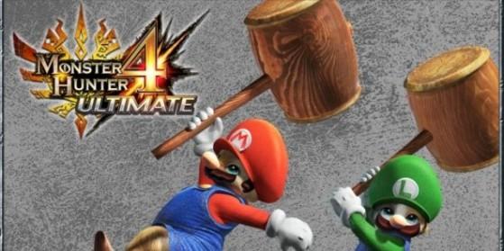 Monster Hunter 4 Ultimate : DLC gratuit