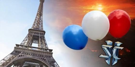 Team Baguette : une alliance française