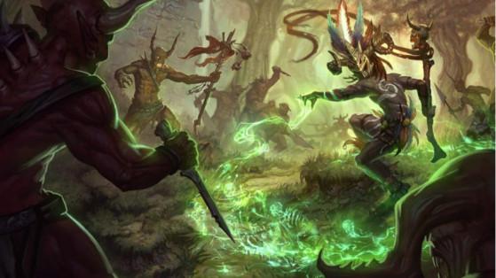 Diablo 3 : Build Féticheur Récolteur de Jade 70, Jade Harvester