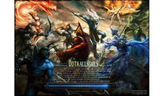 DotA All Stars, le mod MOBA sur WarCraft III et précurseur du genre - Warcraft 3