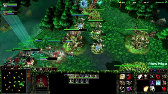 C'est beau ! - Warcraft 3