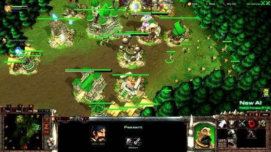 Tellement beau ! - Warcraft 3