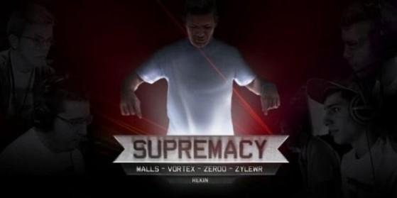 Le roster FaZe chez Supremacy