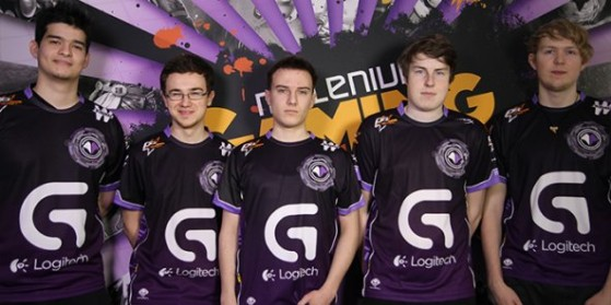 Changement de la line-up Millenium