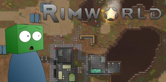 Rimworld Conquête de l'espace Episode 1