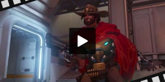 McCree : 13 minutes de gameplay