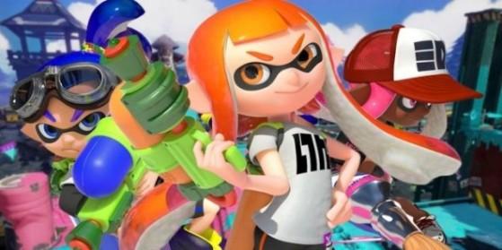 Splatoon, Wii U - 07/08/2015