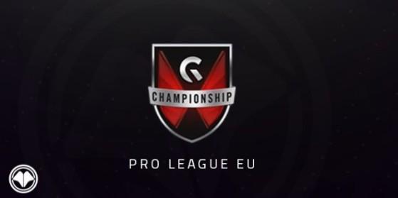 Millenium en Gfinity Pro League