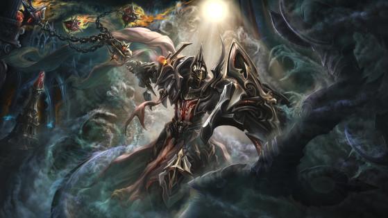 Diablo 3 : Build Croisé Poursuite de la lumière Marteaux